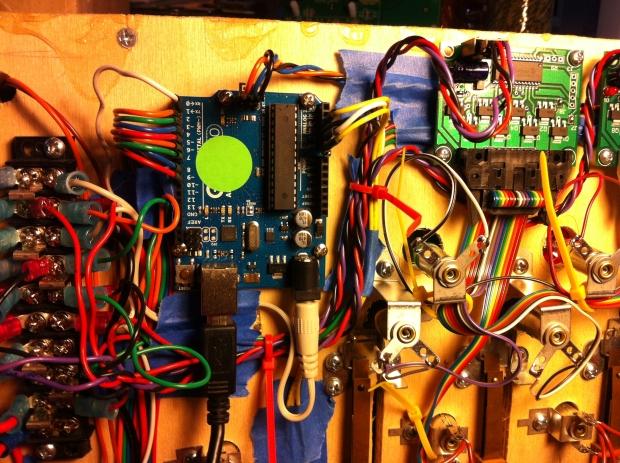 Arduino SPI RS-485
